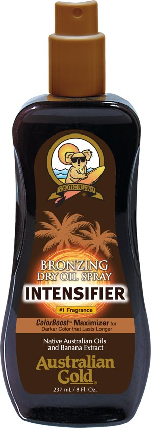 Australian Gold Bronzing Dry Oil Spray - 237 ml
