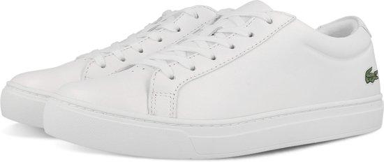 Lacoste L.12.12 Chaussures De Sport Blanc Blanc zrpN4OFL