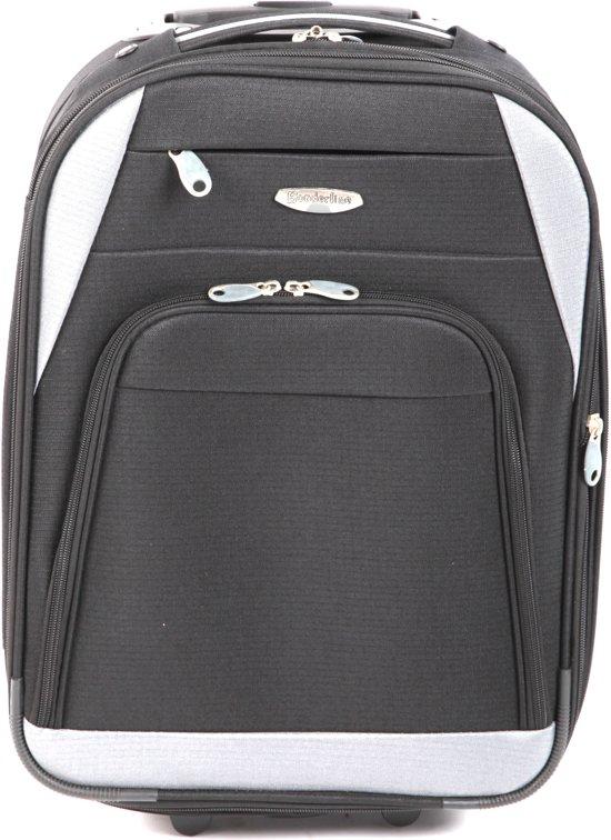 78e149e469d bol.com | Adventure Bags Baltic Reiskoffer - 45 cm - Zwart