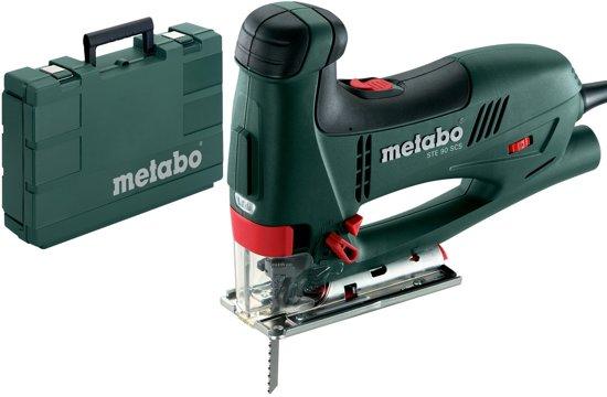 Metabo STE 90 SCS - Decoupeerzaag - 610 Watt - Gereedschapsloze zaagbladwissel en variabele slagfrequentie