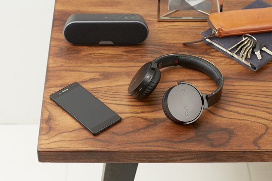Sony MDR-XB650BT Draadloze EXTRA BASS On-Ear Koptelefoon