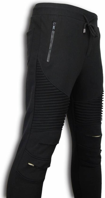 Casual Joggingbroek.Bol Com Maximal Casual Joggingbroek Slim Fit Ribbel Damaged