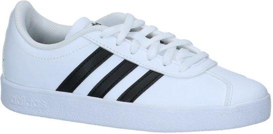 3b97ad90aa4 bol.com | Witte Sneakers adidas VL Court 2.0 K