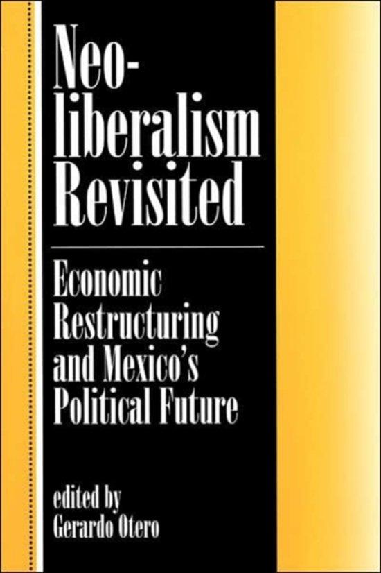 Neoliberalism Revisited