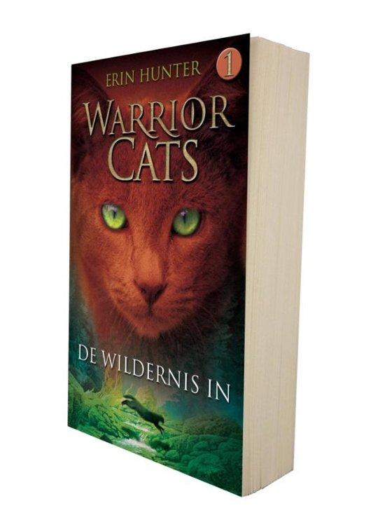 warrior cats originele serie 1 de wildernis in erin