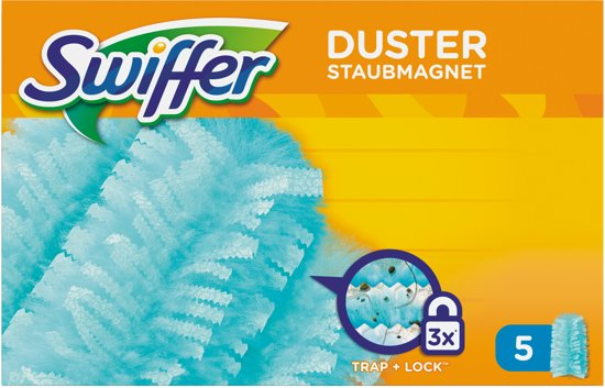 Swiffer Duster Stofdoekjes - 5 navullingen