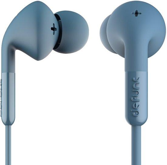 DeFunc Music - In-ear oordopjes - Blauw