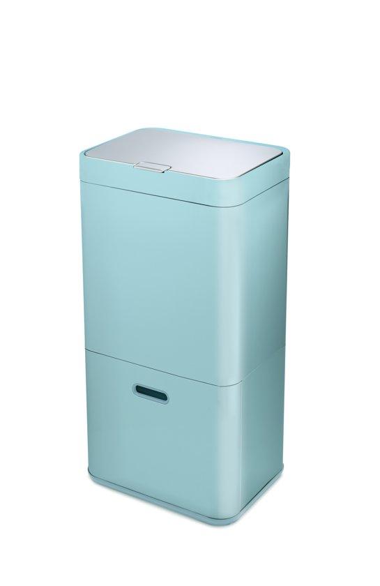 Joseph Joseph Intelligent Waste Totem RVS Afvalemmer 60 Liter (36+24 L)