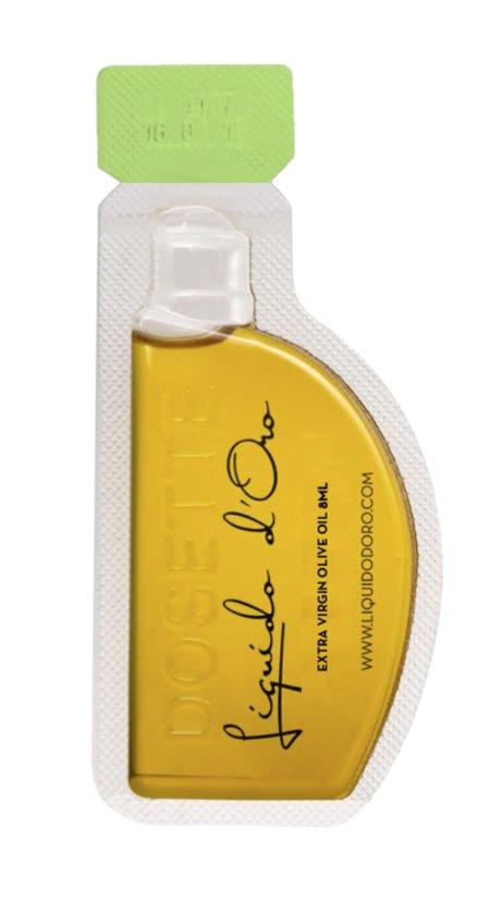 Liquido d'Oro olijfolie dosettes 20x8ml