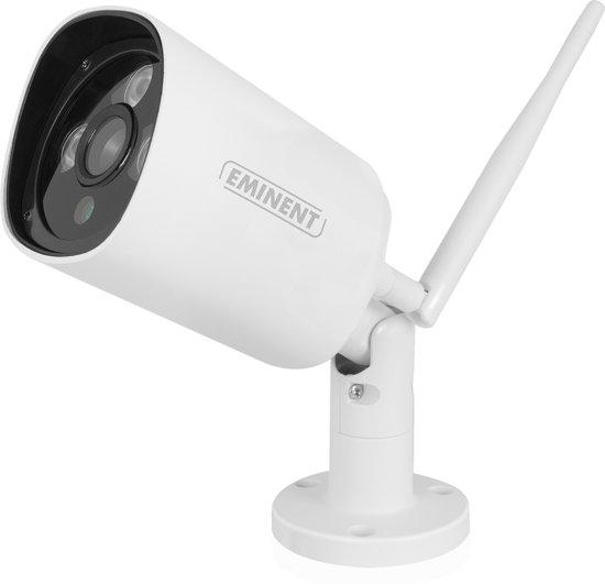Eminent EM6355 CamLine Pro IP security camera Buiten Rond Wit