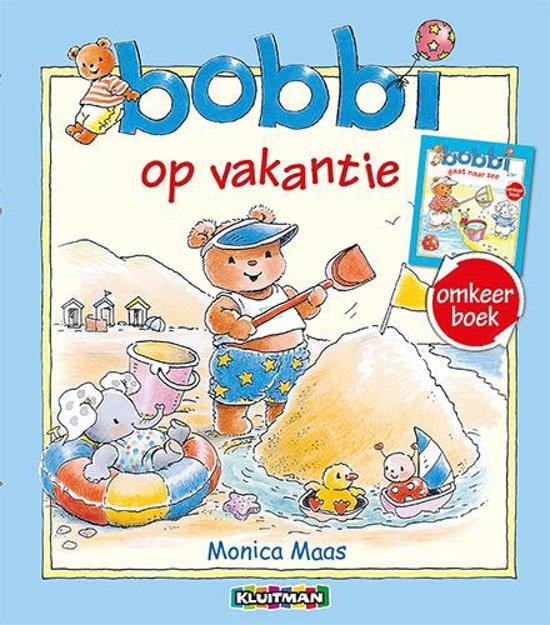 Bobbi  Bobbi omkeerboek zomer