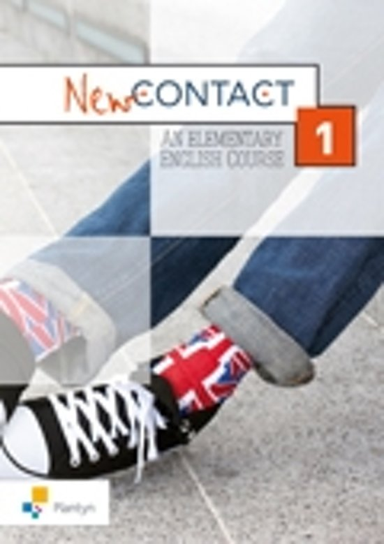 New contact 1 textbook