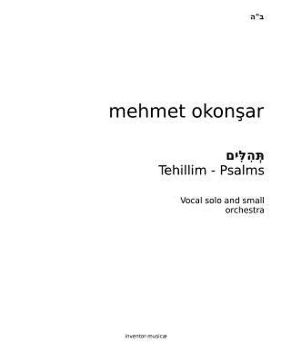 bol com | Tehillim-Psalms | 9781492226130 | Mehmet K Okonsar