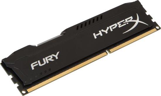 Kingston HyperX FURY 8GB DDR3 1333MHz (1 x 8 GB)