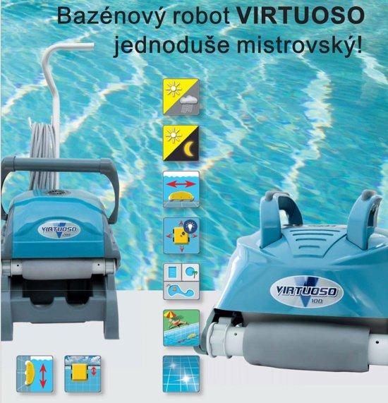1510-692-00 / Poolcleaner VIRTUOSO 200 - Zwembadstofzuiger