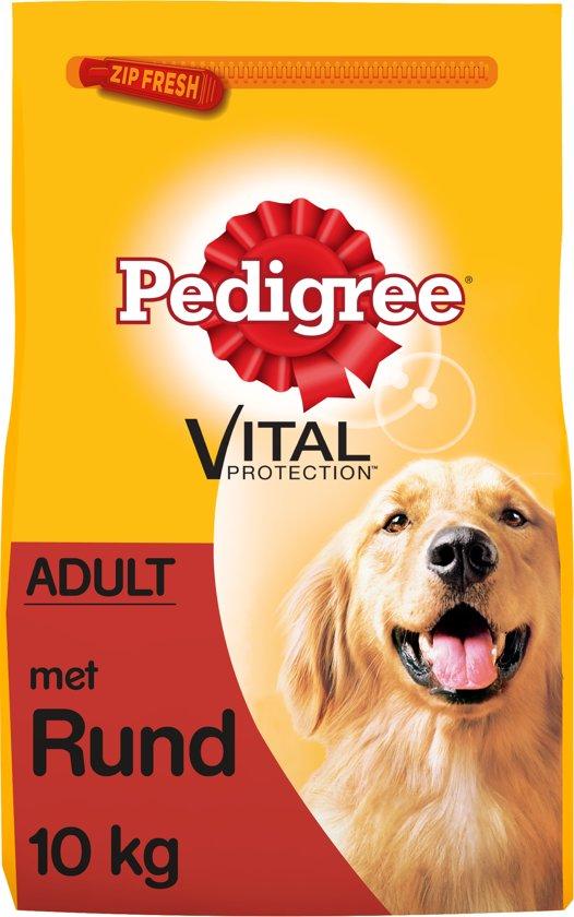 Pedigree Hondenvoer Droog Adult - Rund - 10 kg