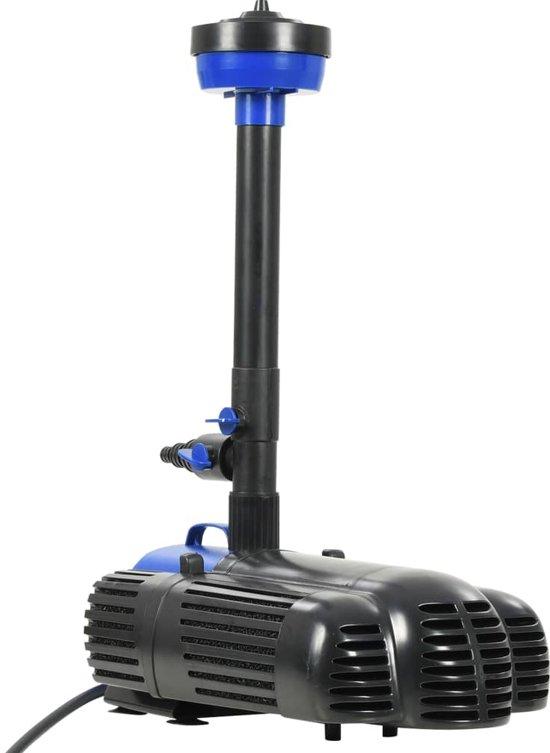 vidaXL Fonteinpomp 85 W 3000 L/u
