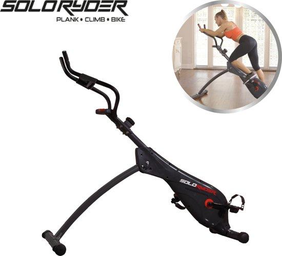 Solo Ryder - Home trainer voor een full body kracht- en cardiotraining