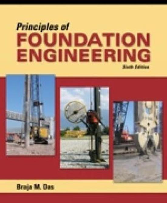 bol com | Principles of Foundation Engineering, Adapted