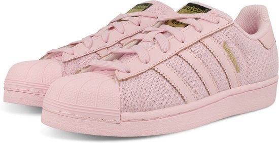 adidas originals superstar roze