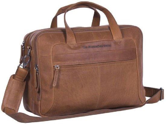 24360be8d75 bol.com | Chesterfield Business Schoudertas met Laptopvak 17'' Ryan ...