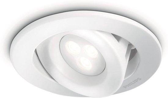 Philips Carnet Inbouwspot wit 598553116
