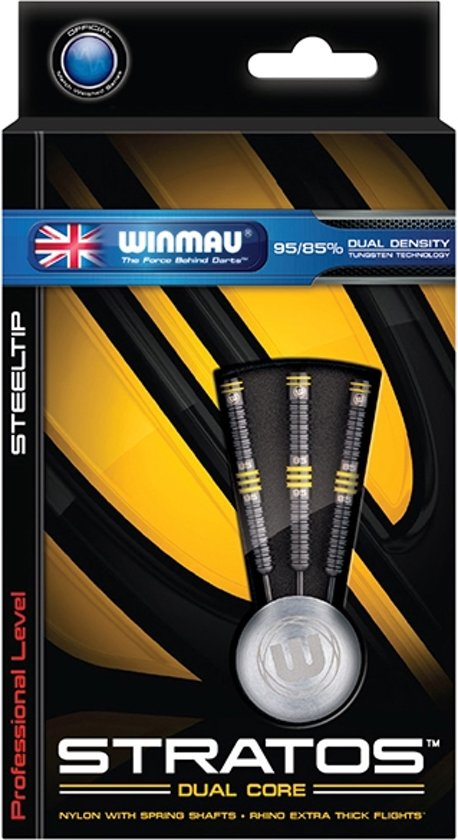 Darts Winmau Stratos Dual Core 95% Tungsten 22 gram