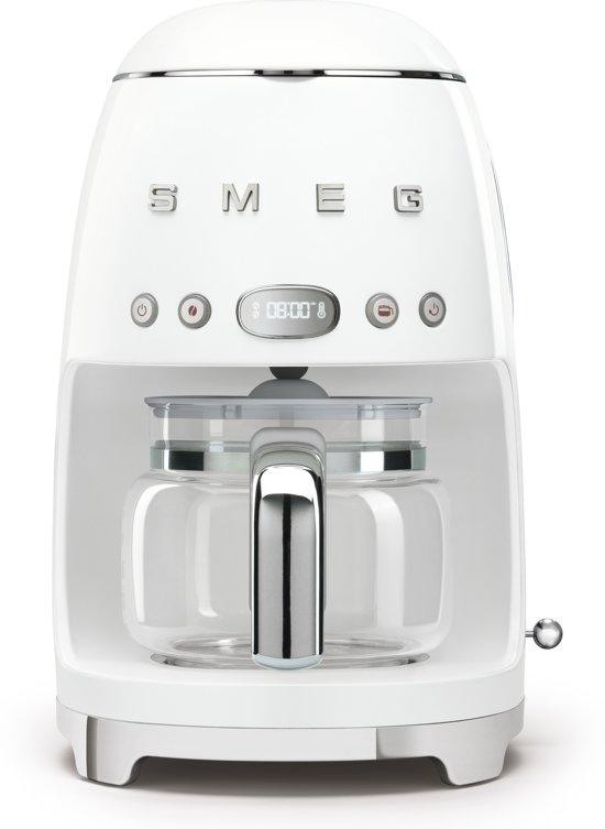 Smeg DCF02WHEU Filter Koffiezetapparaat