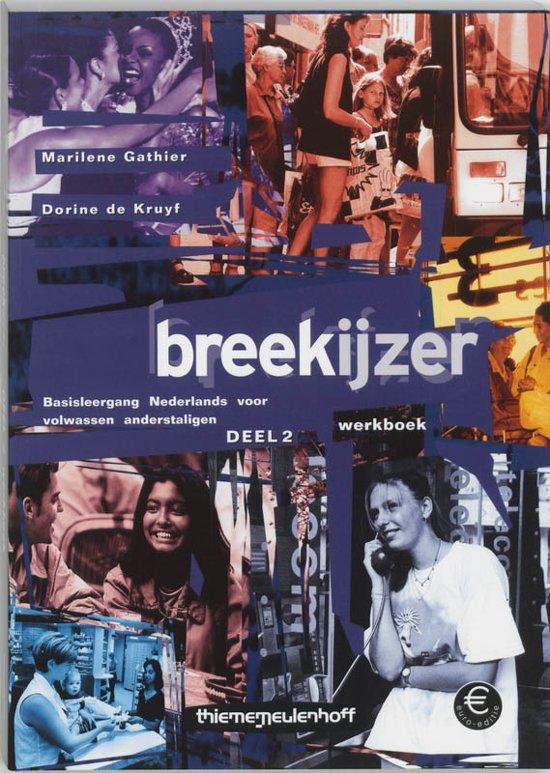 Breekijzer 2 Werkboek