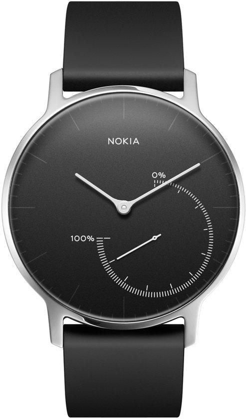 Nokia Steel Activity tracker - Zwart