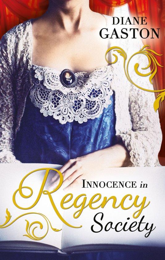Innocence in Regency Society (Mills & Boon M&B)