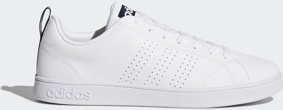 bol.com | adidas Advantage Sneakers Heren - White/White/Navy