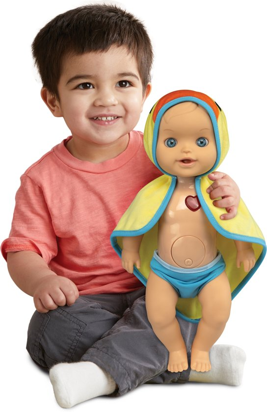 VTech Little Love Bobby Gaat In Bad - Babypop