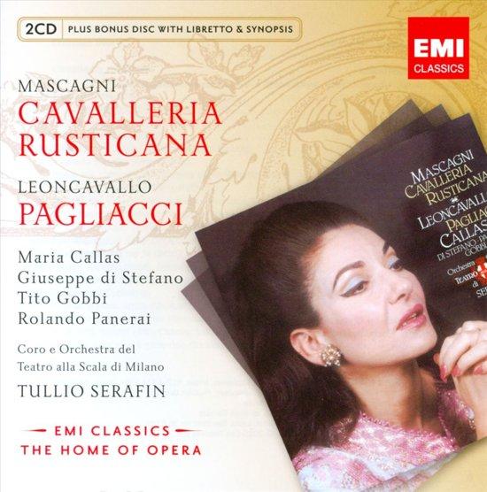 Pagliacci & Cavalleria Rustica