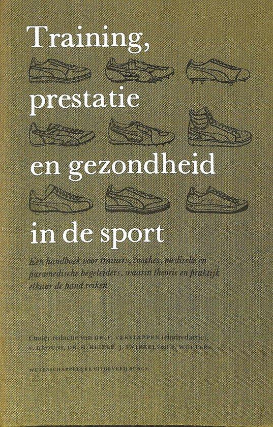Training prestatie en gezondheid in de sport - F. Verstappen pdf epub