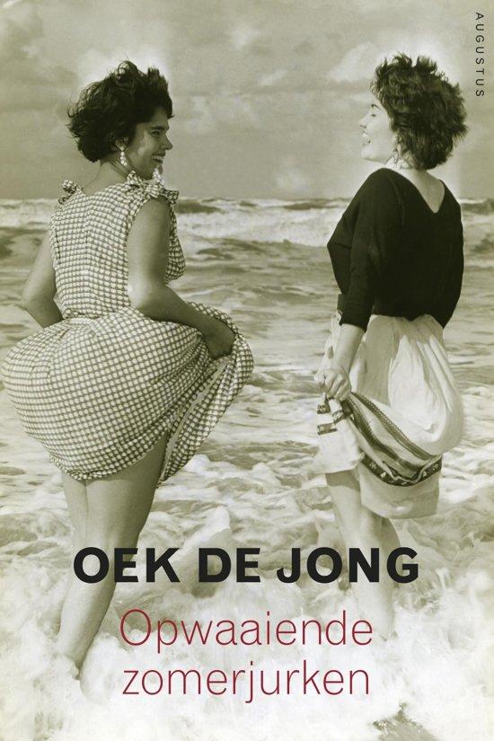 Boek cover Opwaaiende zomerjurken van Oek de Jong (Onbekend)