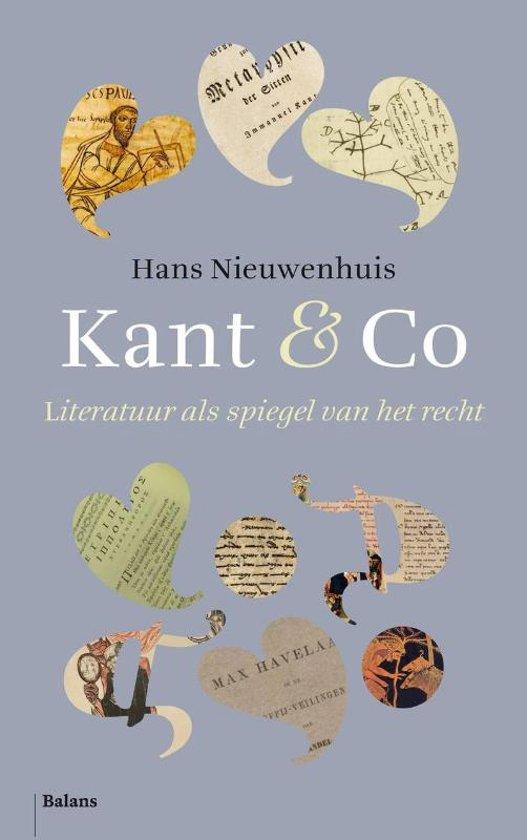 Boek cover Kant & Co van J.H. Nieuwenhuis (Paperback)