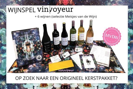Vin Voyeur - Wijnspel