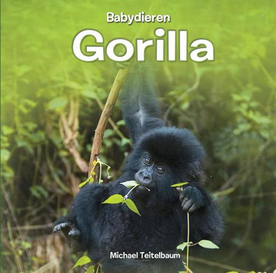 Babydieren Gorilla