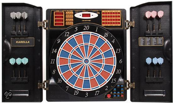 Karella CB-90 - Elektronisch Dartbord