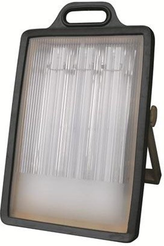 Relight bouwlamp 3x24W, RE813697