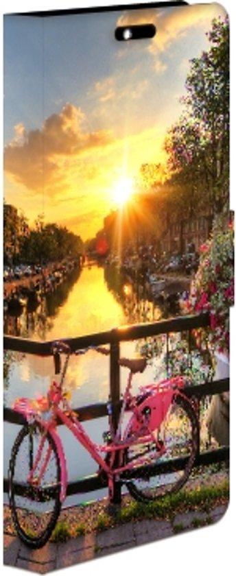 Microsoft Lumia 950 Leuk Hoesje Amsterdamse Grachten in Aartrijke