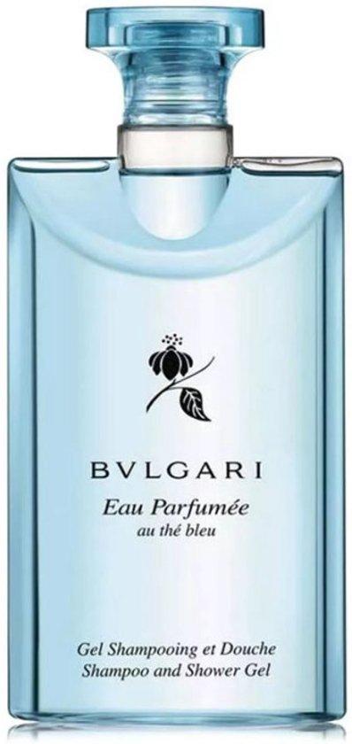 Bvlgari Eau Parfumée au Thé Bleu Shampoo and Showergel 200 ml
