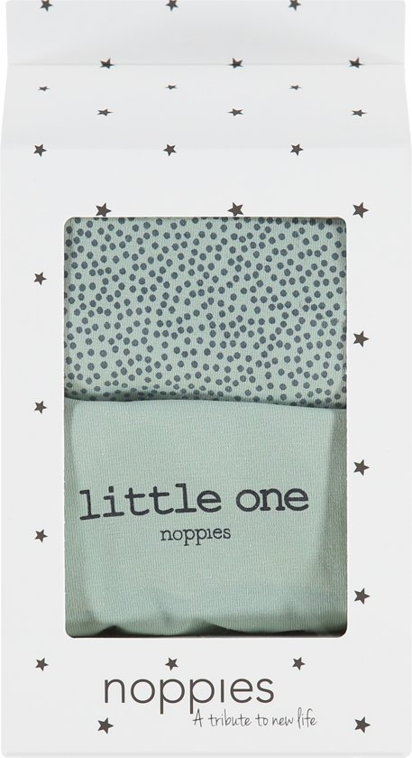 Noppies Gift Set - Grey Mint - Maat 56