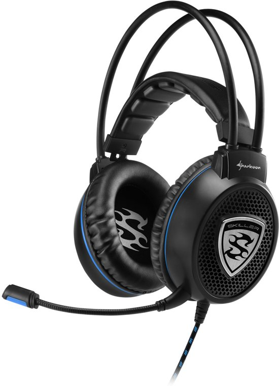 Sharkoon Skiller SGH1 - Gaming Headset - PS4 + Xbox One + Windows