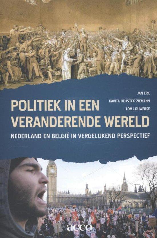 Politiek in een veranderende wereld: Nederland en Belgie in vergelijkend perspectief