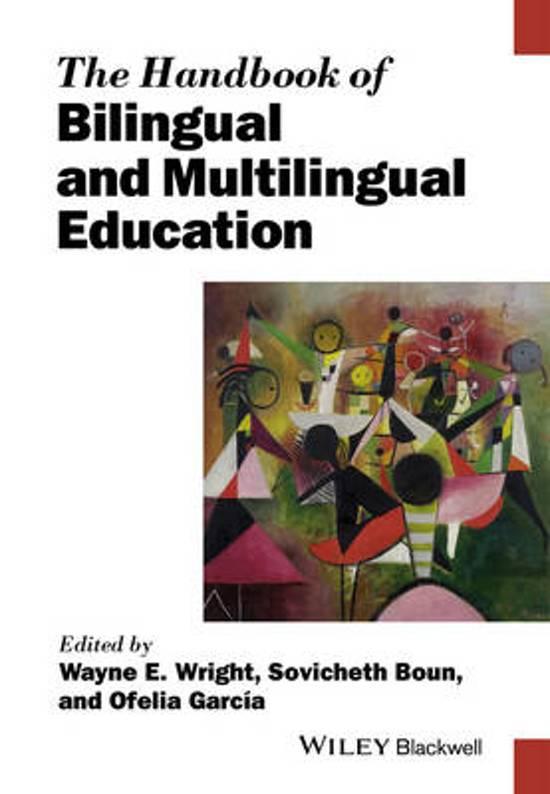 The Handbook of Bilingual and Multilingual Education