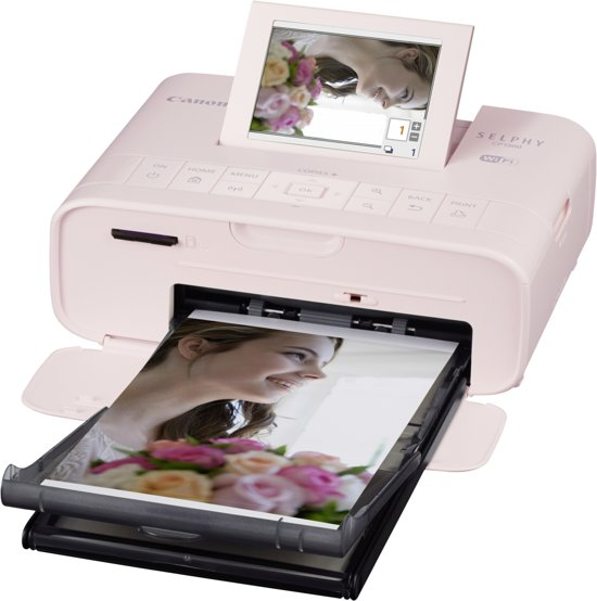 Canon SELPHY CP1300 Roze