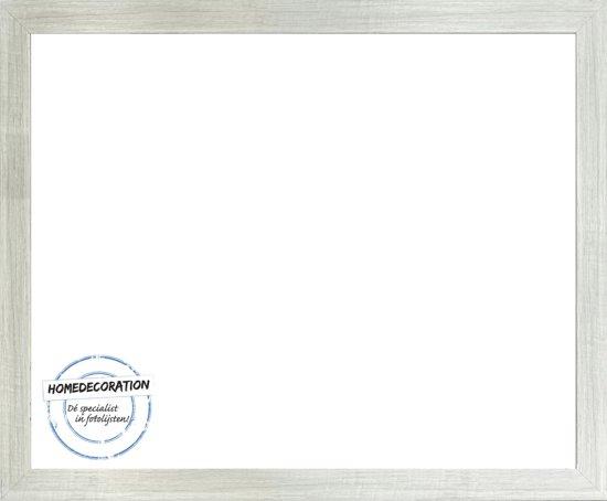 Homedecoration Misano – Fotolijst – Fotomaat – 43 x 59 cm  – White wash