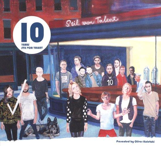 10 Years Stil Vor Talent